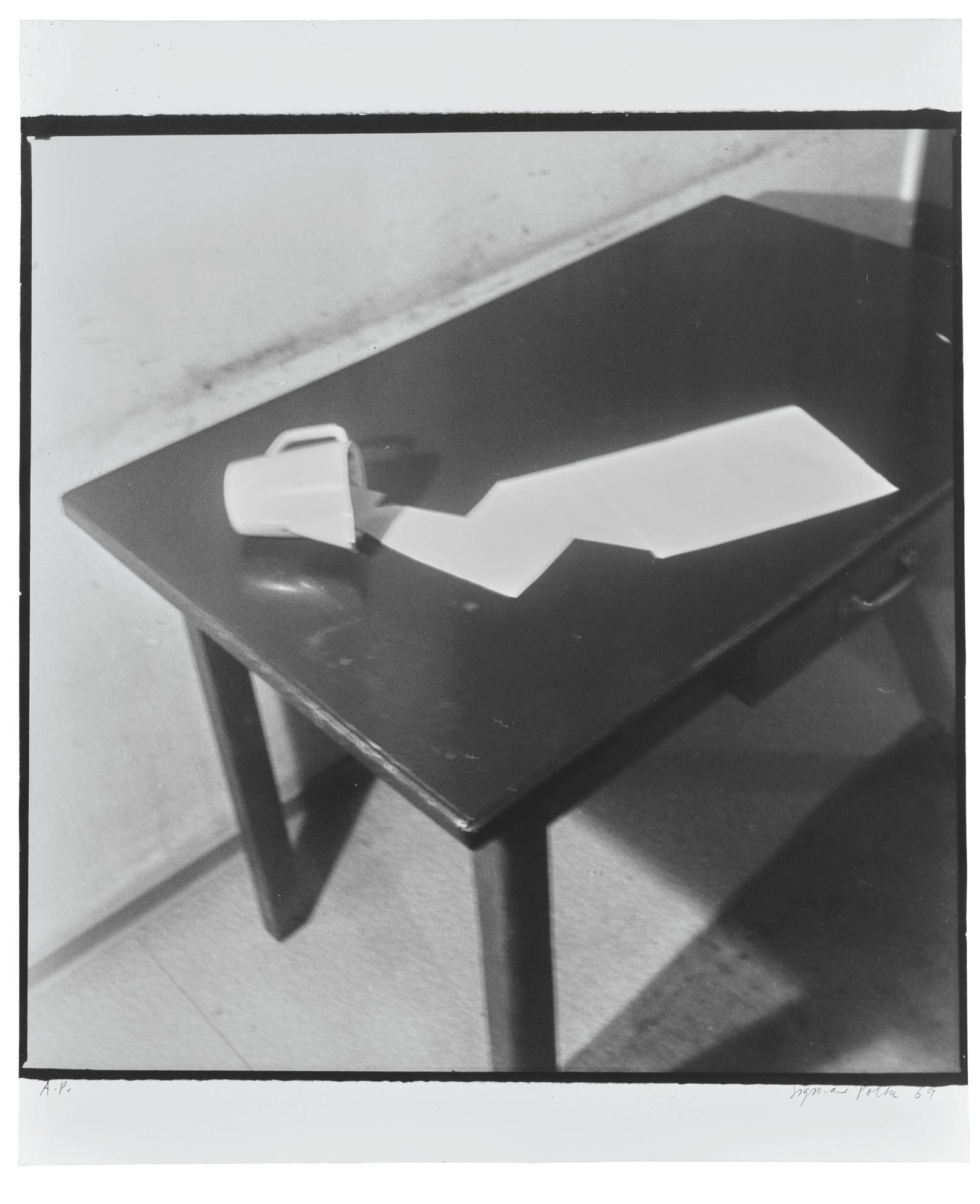 Sigmar Polke-Untitled-1969