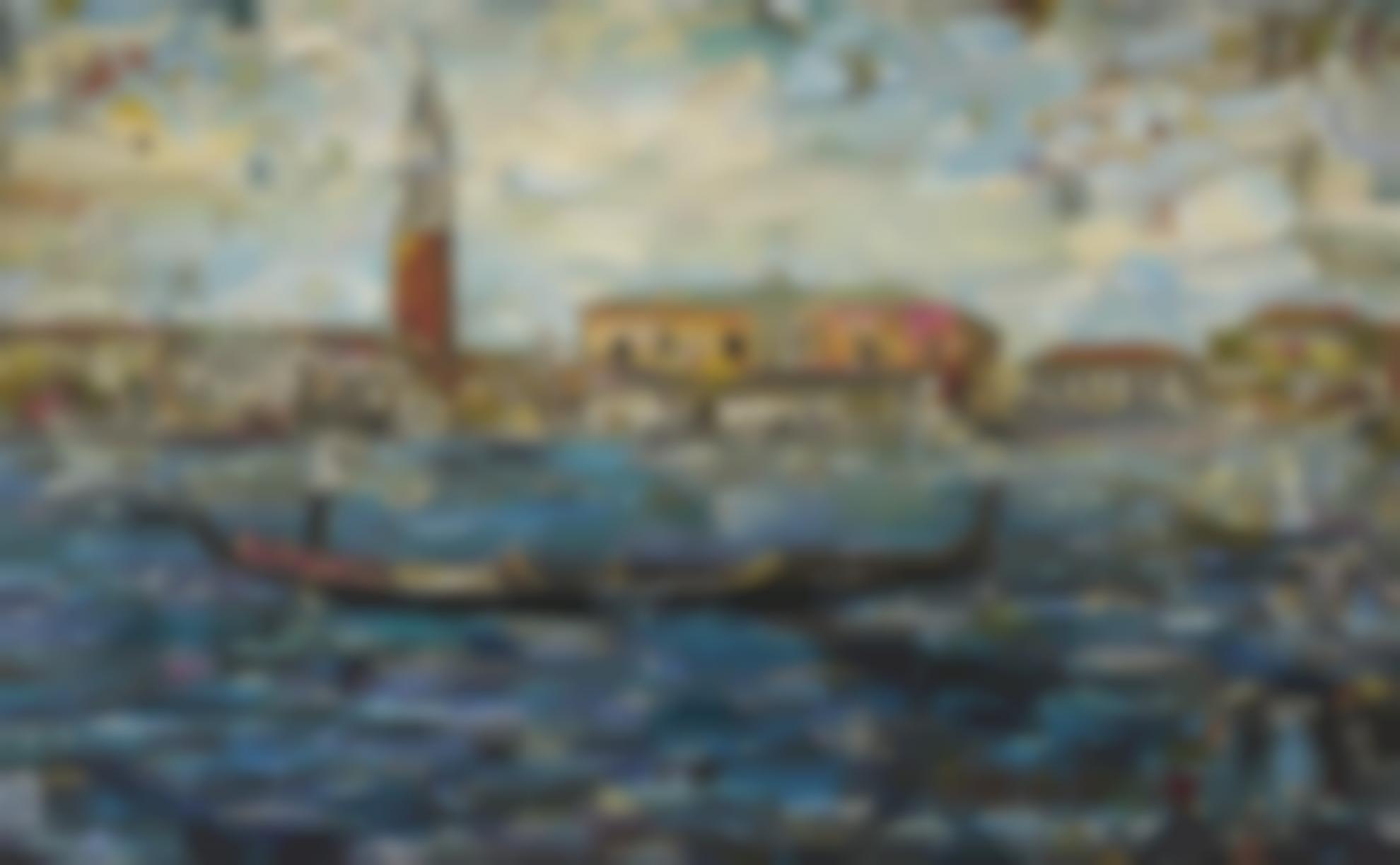 Vik Muniz-Venice (Postcards From Nowhere)-2014