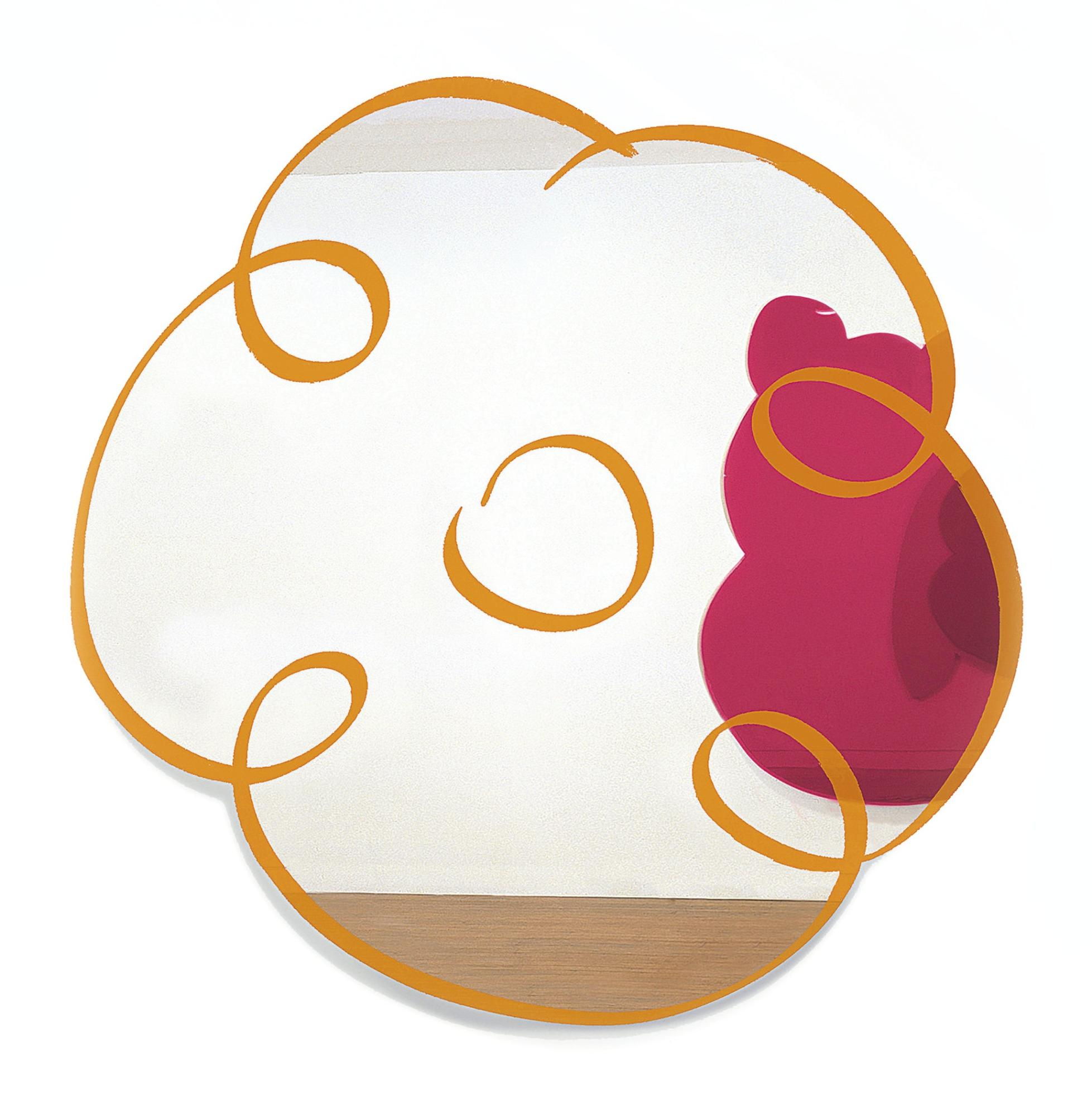Jeff Koons-Flower Drawing-2011