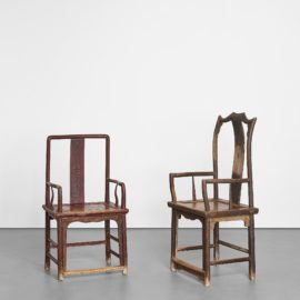Ai Weiwei-Two Works: (I) Fairytale - 1001 Chairs 054; (II) Fairytale - 1001 Chairs 065-2007