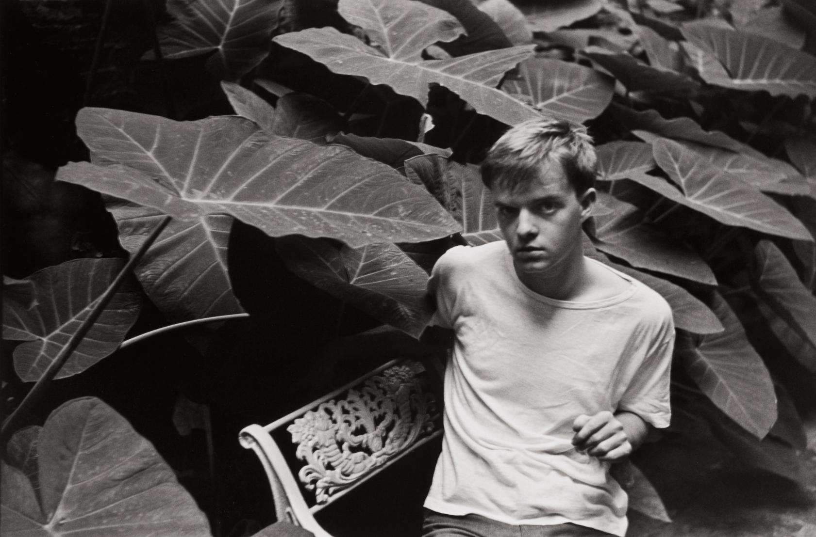 Henri Cartier-Bresson-Truman Capote, New Orleans-1947