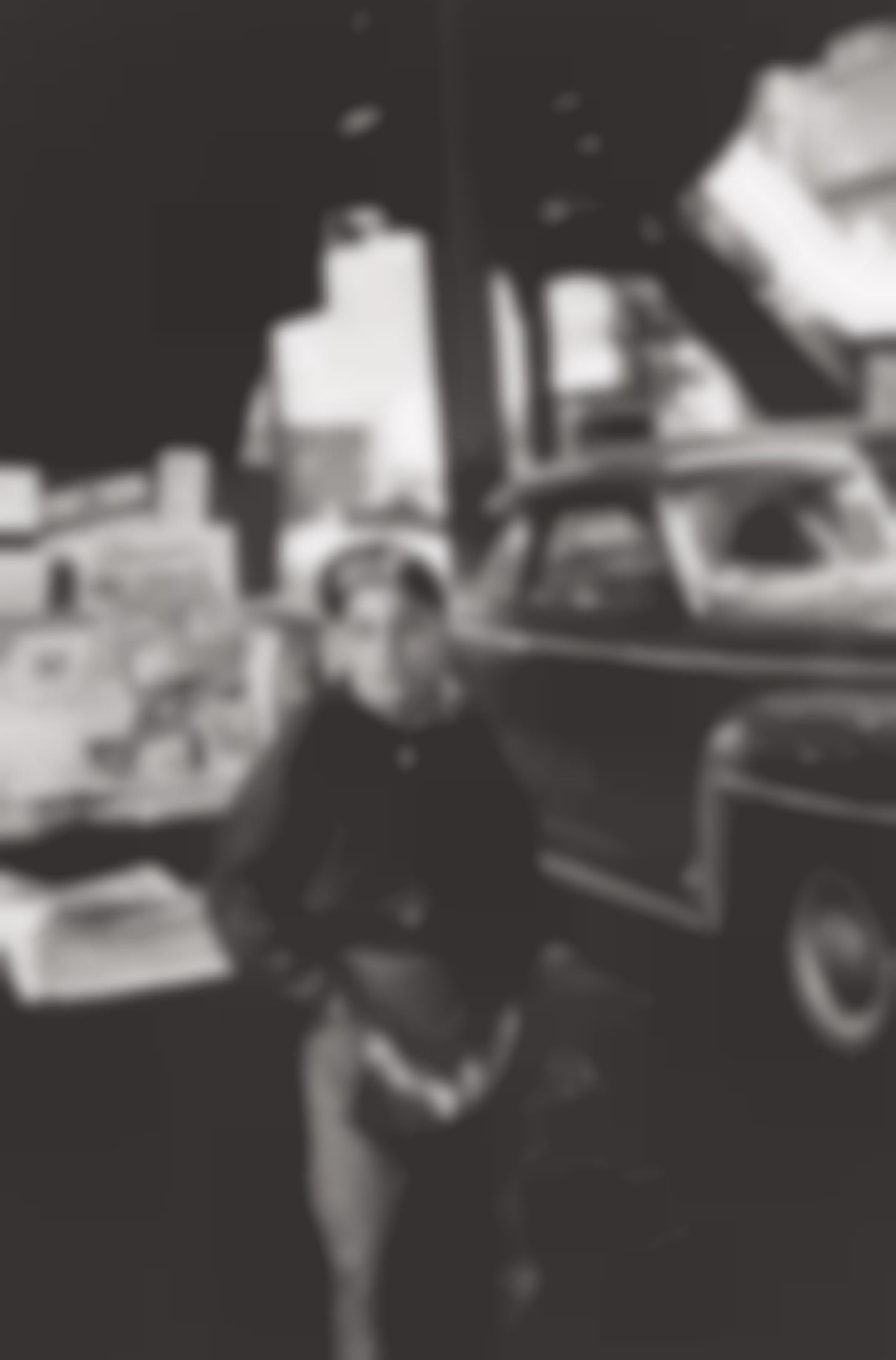 Henri Cartier-Bresson-Chicago, Illinois-1947