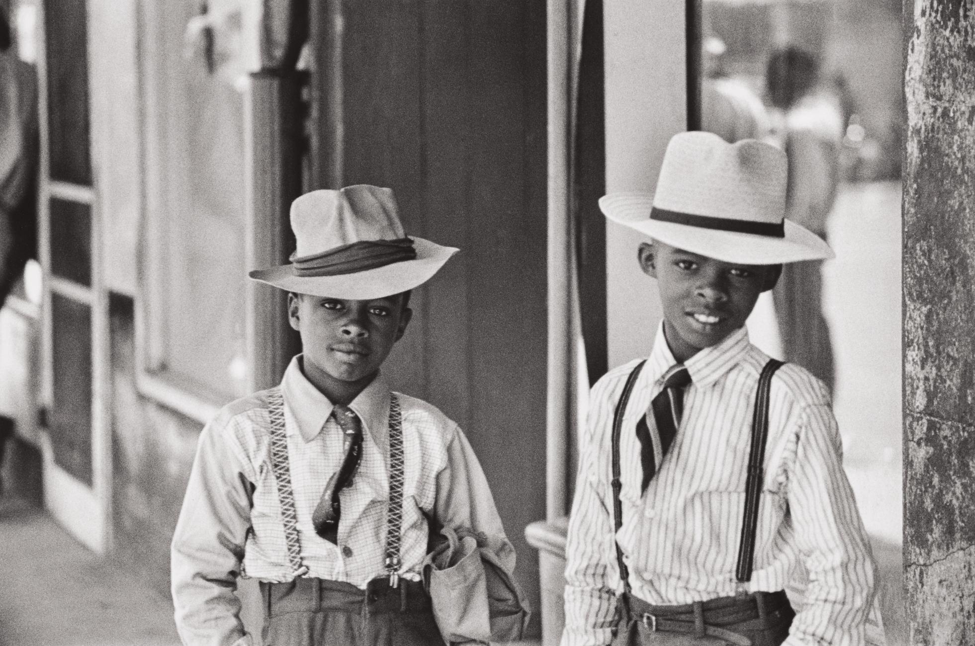 Henri Cartier-Bresson-Natchez, Mississippi-1947