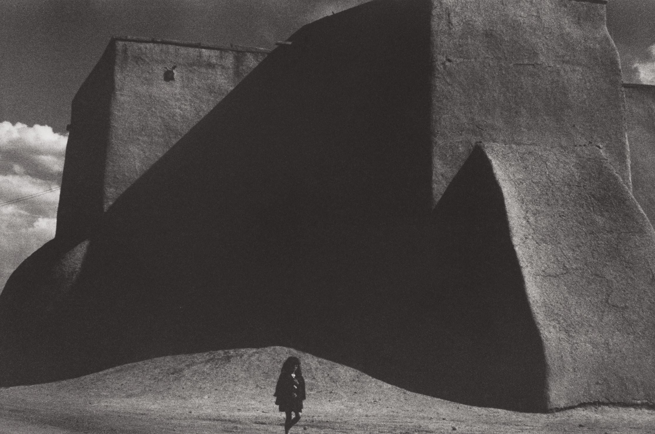 Henri Cartier-Bresson-Taos, New Mexico-1947