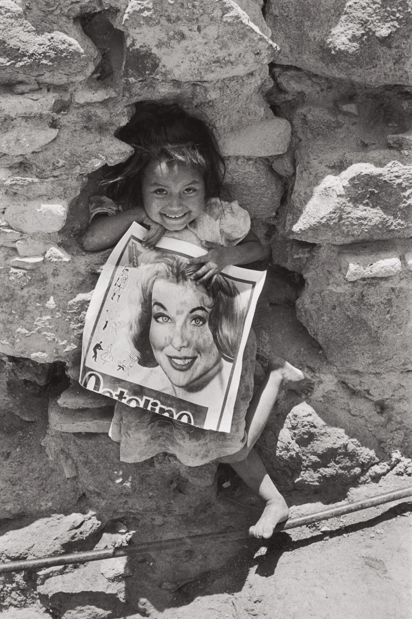 Henri Cartier-Bresson-Guanajuato, Mexico-1963