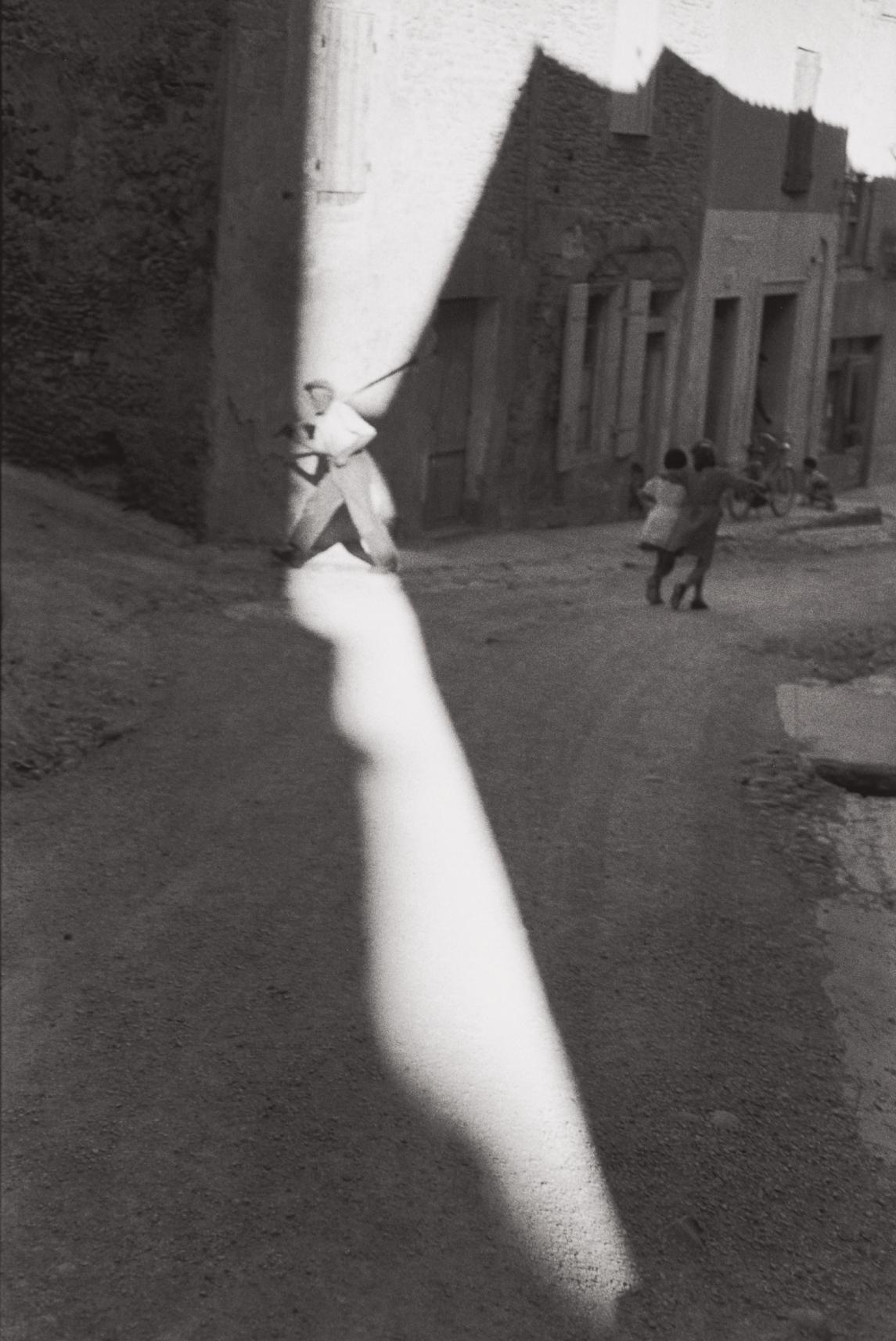 Henri Cartier-Bresson-Tarascon, France-1959