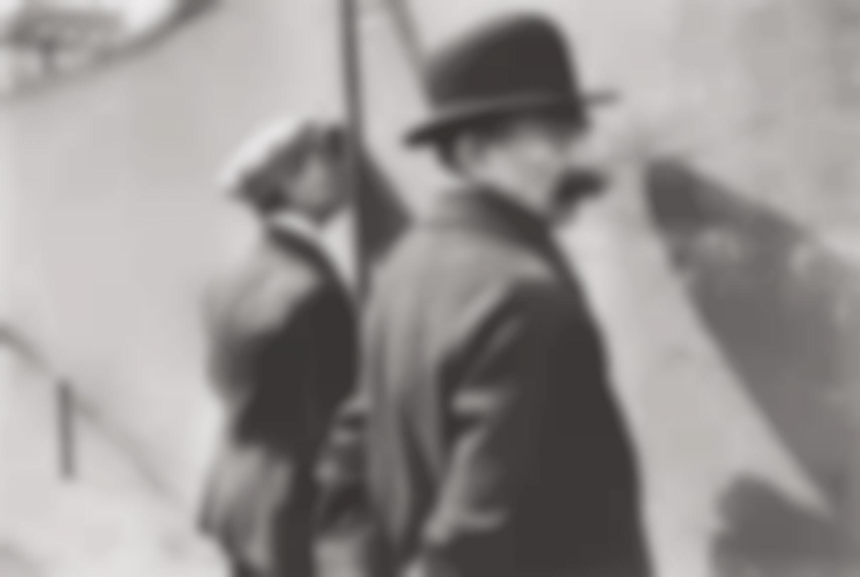 Henri Cartier-Bresson-Brussels, Belgium-1932