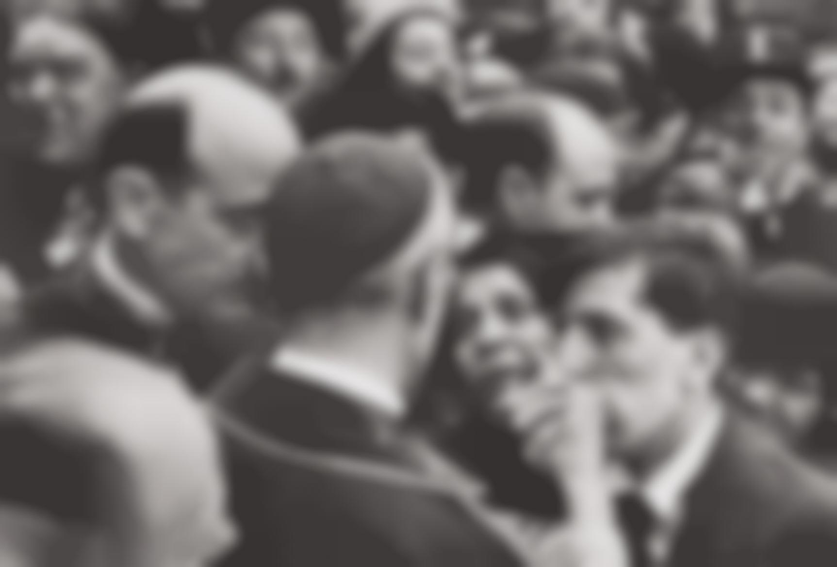 Henri Cartier-Bresson-Cardinal Pacelli (Later Pope Pius XII), Montmartre, Paris-1938
