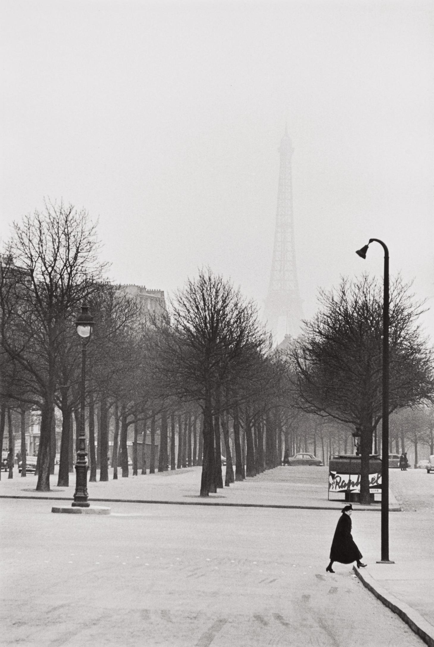Henri Cartier-Bresson-Paris-1955