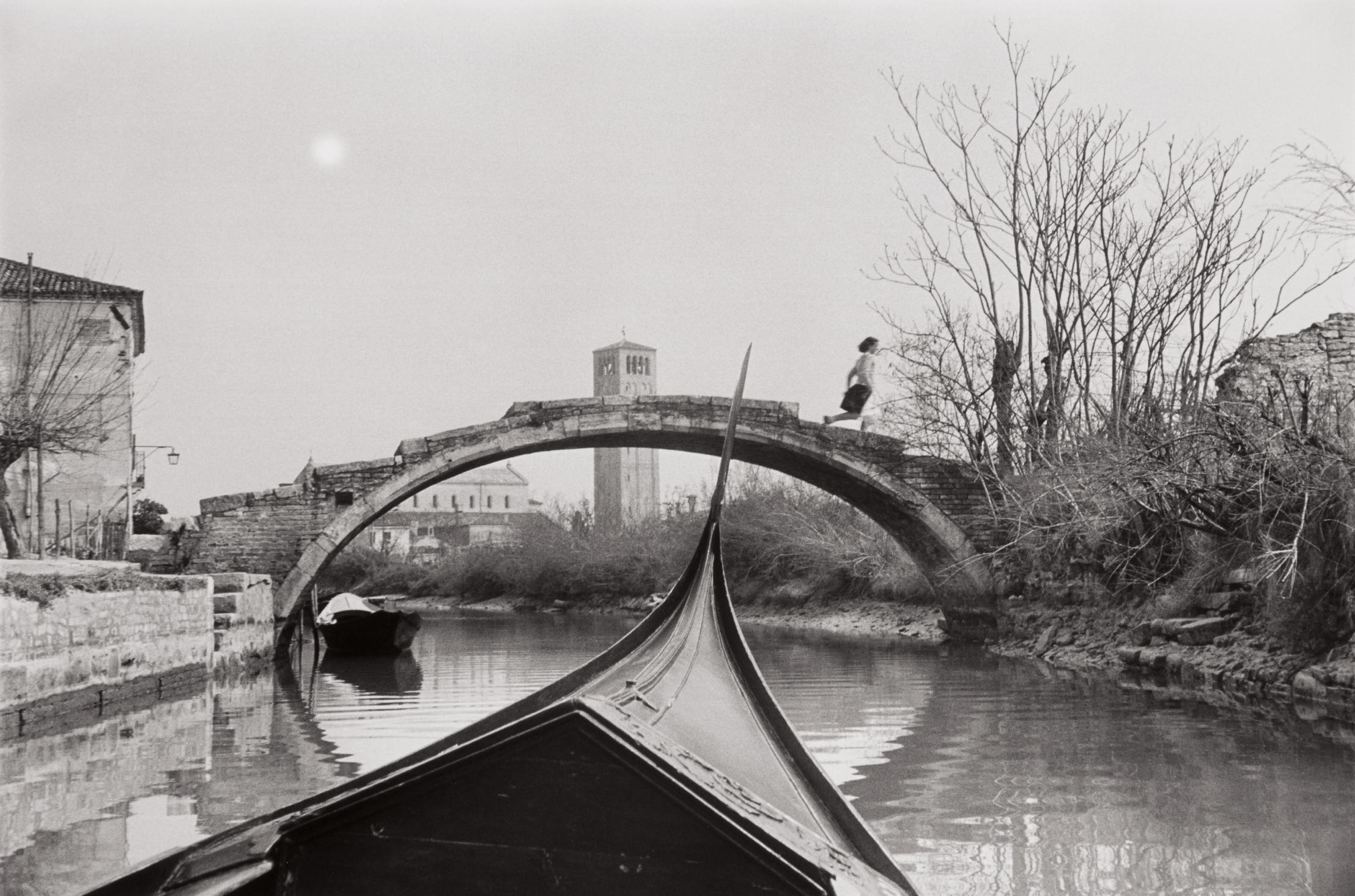 Henri Cartier-Bresson-Torcello In The Venetian Lagoon, Italy-1953