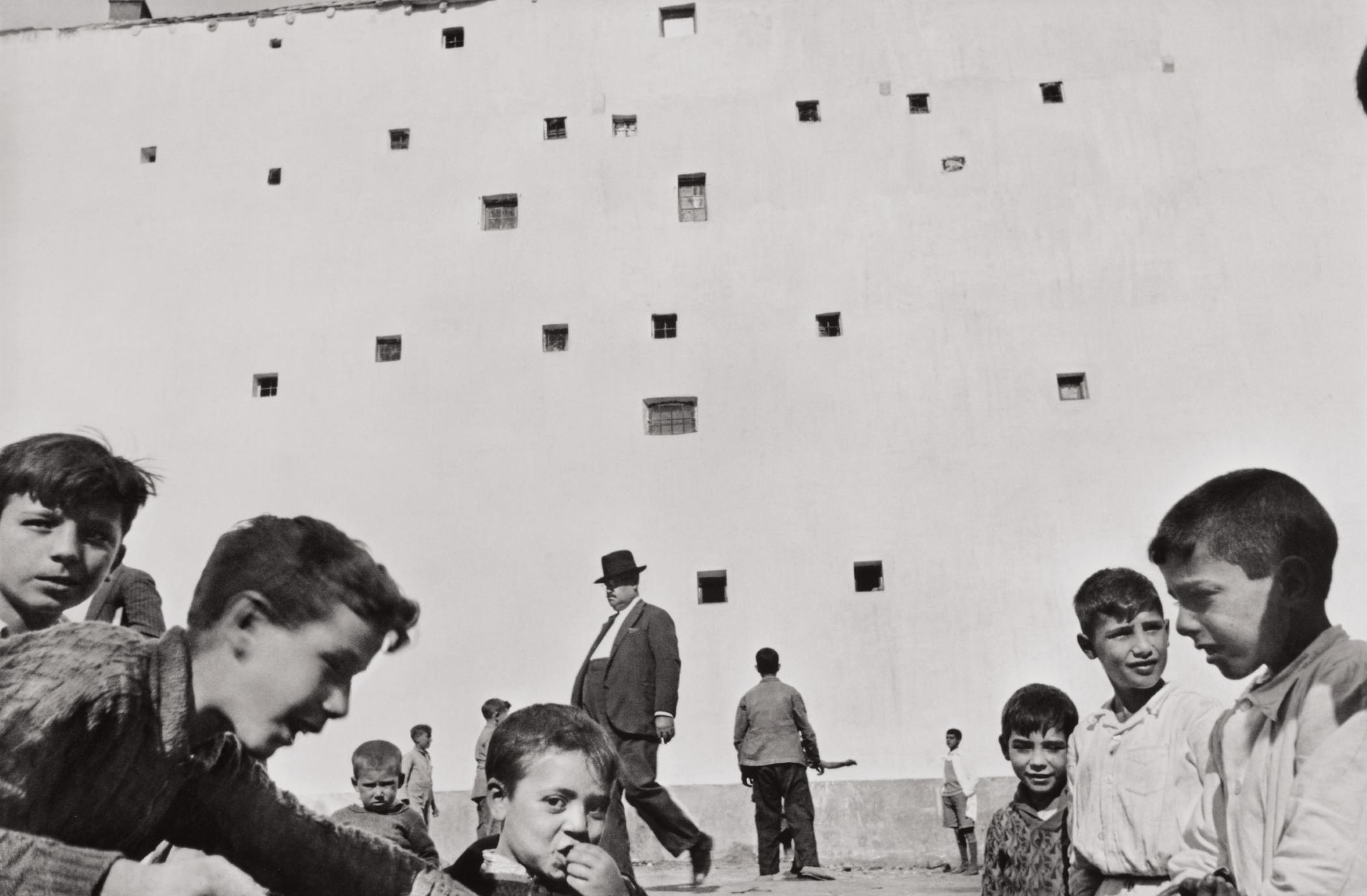 Henri Cartier-Bresson-Madrid, Spain-1933