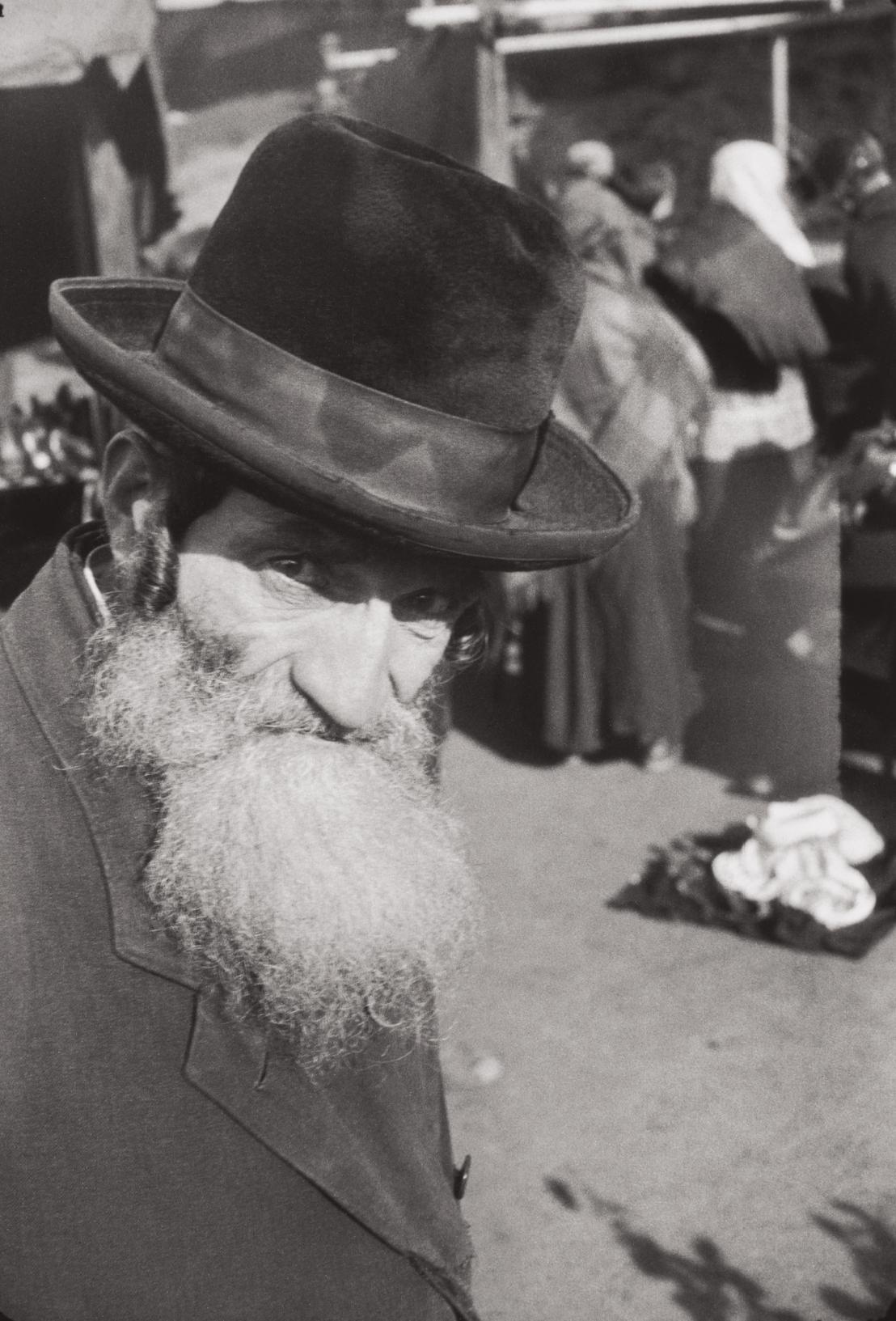 Henri Cartier-Bresson-Warsaw, Poland-1931