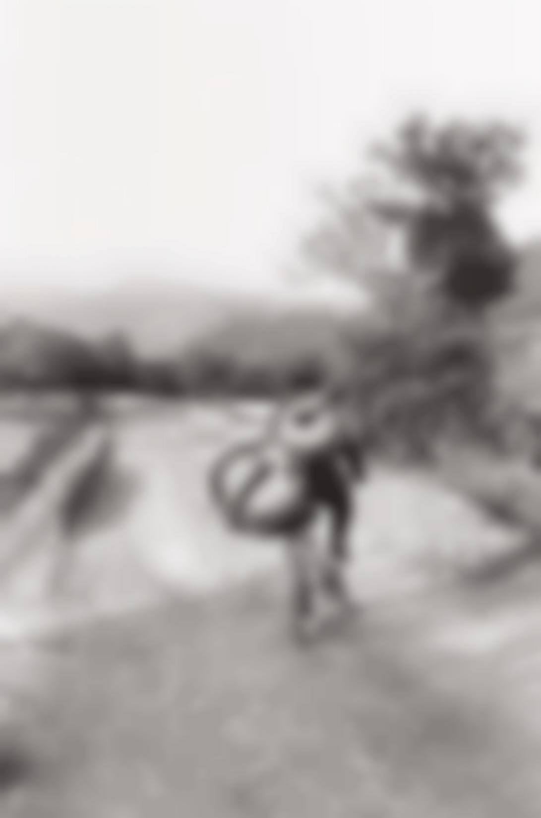 Henri Cartier-Bresson-Bass Player On The Road Belgrade-Kraljevo, To Play At A Village Festival Near Rudnik, Serbia, Yugoslavia-1965