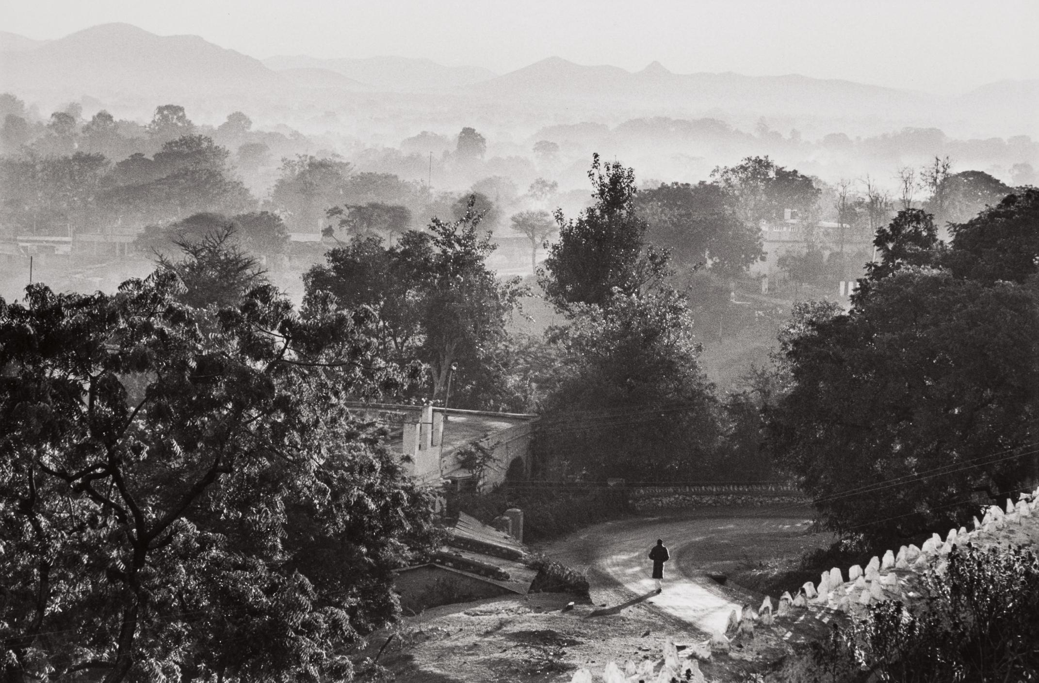 Henri Cartier-Bresson-Udaipur, Rajasthan, India-1966
