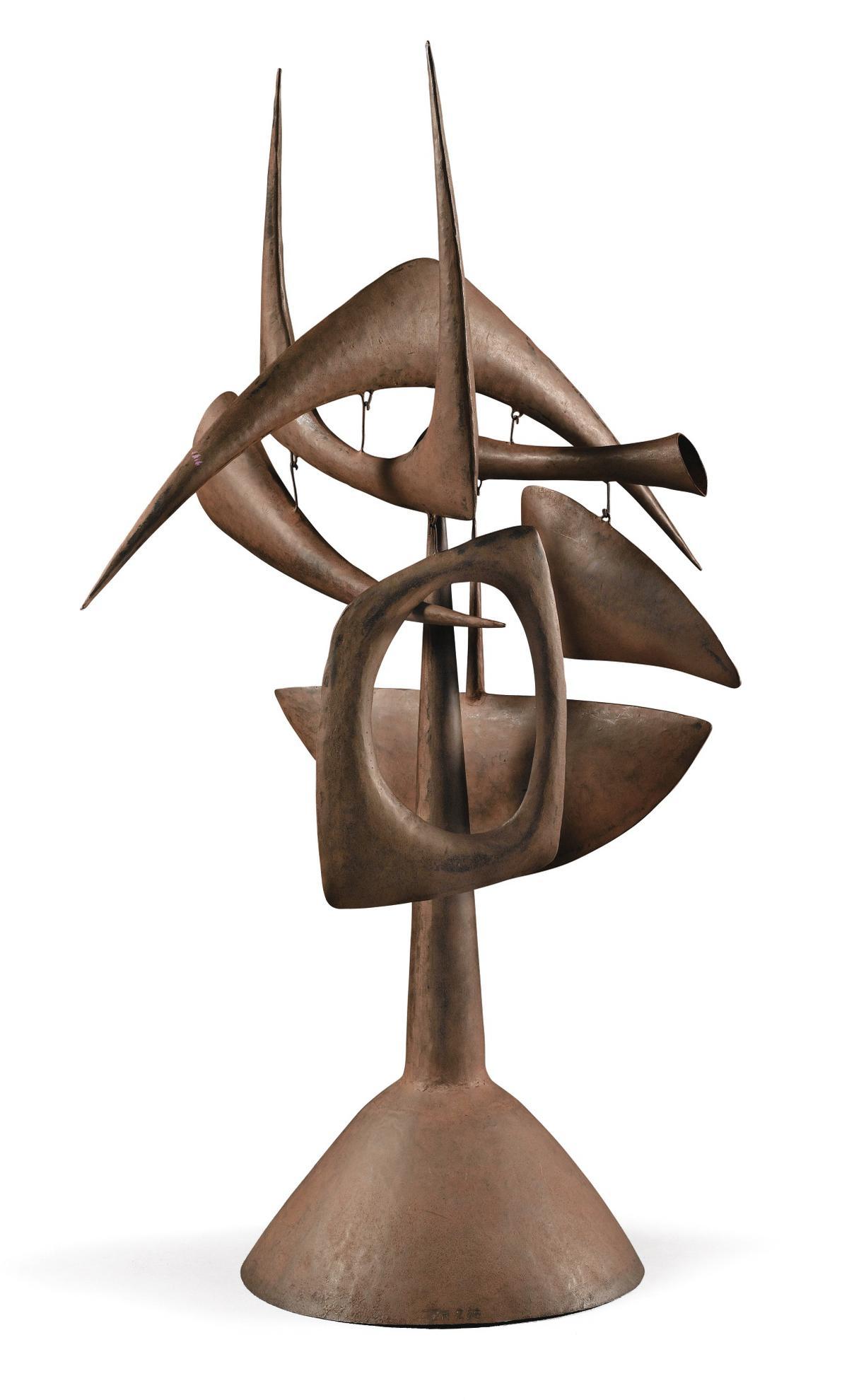 Philippe Hiquily-La Reorneadora-2006