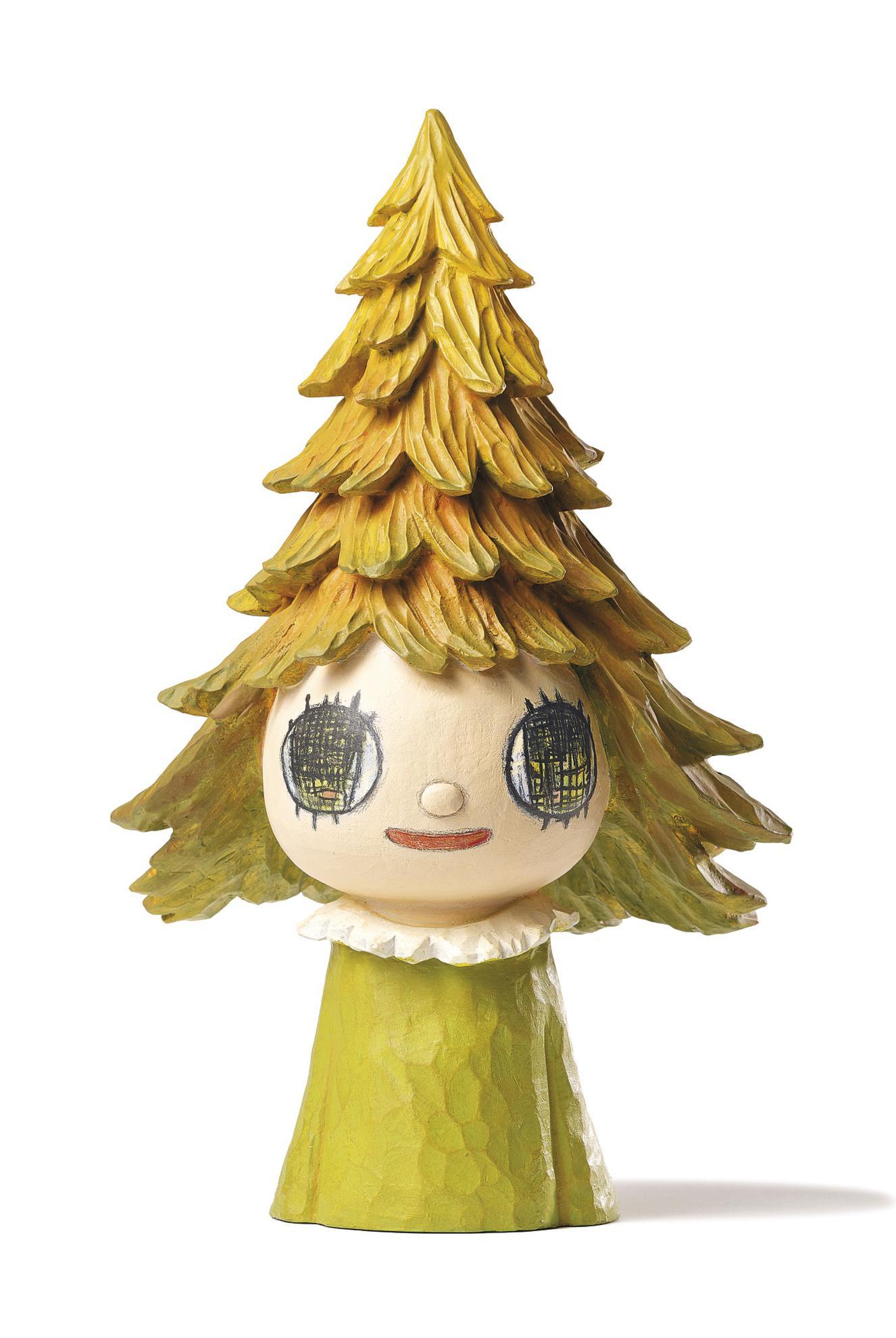 Yoshitomo Nara-Mori Girl-2012