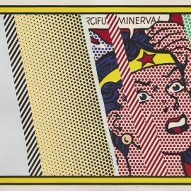 Roy Lichtenstein-Reflections On Minerva-1990