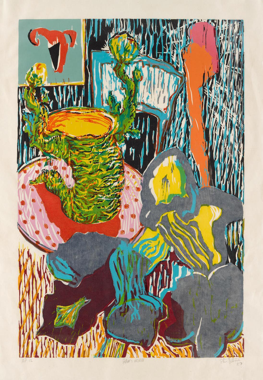 Peter Julian - Rams Horn-1987