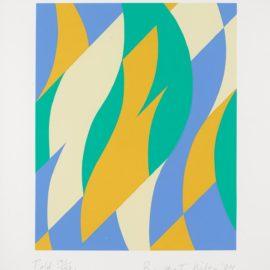 Bridget Riley-Fold-2004