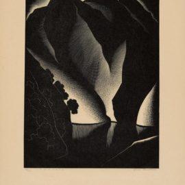 Paul Landacre-Tuonela-1934