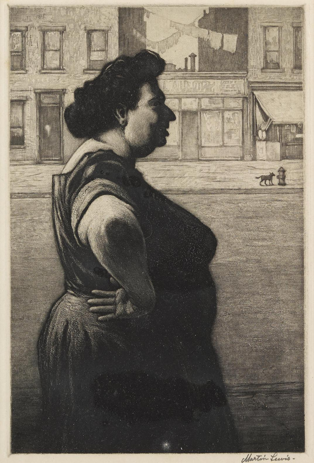 Martin Lewis-Boss Of The Block-1939