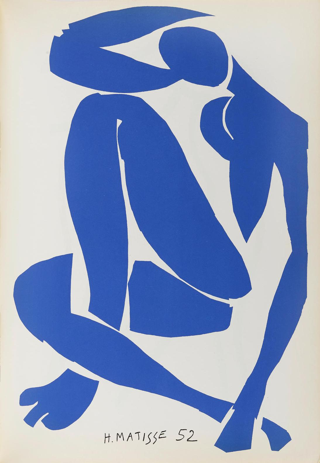 After Henri Matisse - Verve, Volume IX, Numbers 35 And 36-1958