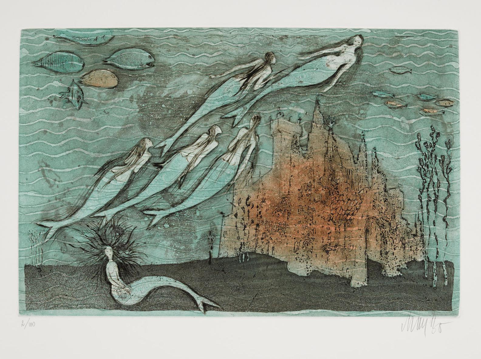 Lars Bo - La Sirene (The Little Mermaid)-1977