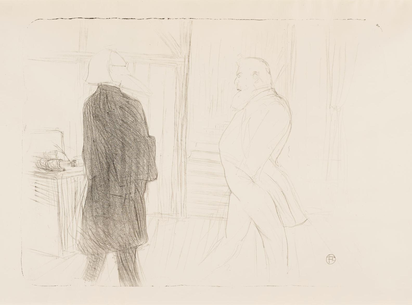 Henri de Toulouse-Lautrec-Antoine-1893