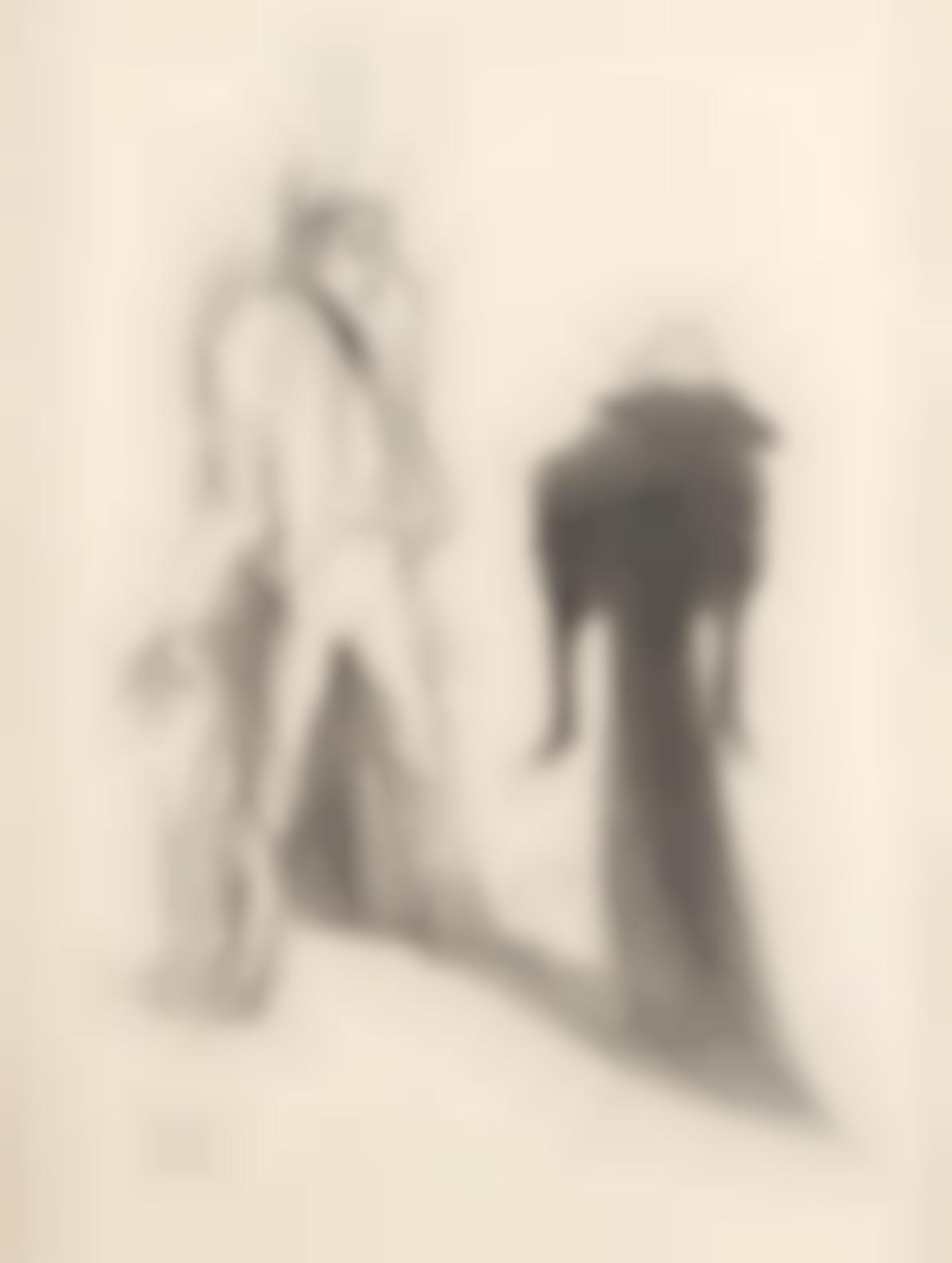 Henri de Toulouse-Lautrec-Lugne-Poe Dans Image-1894