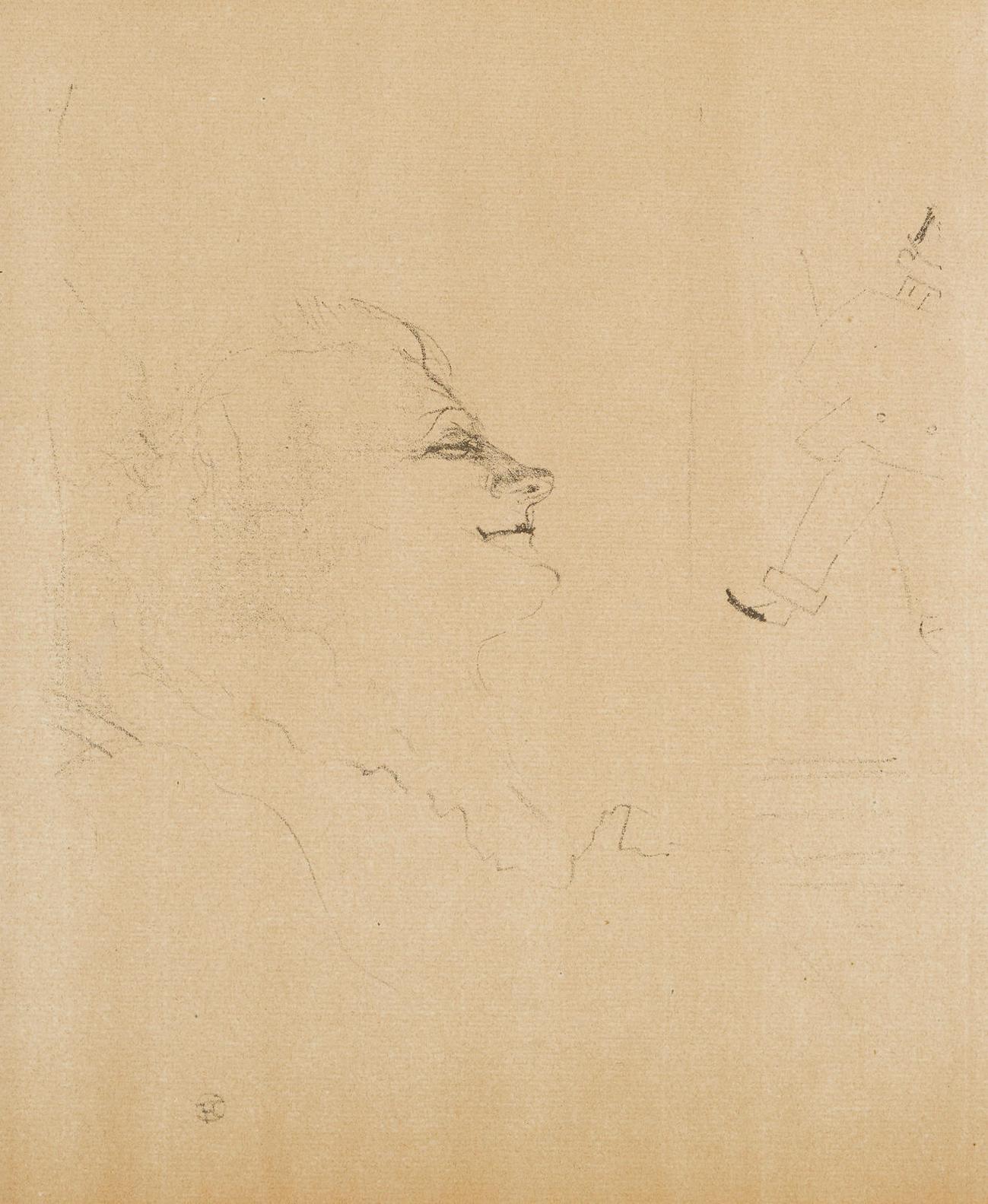 Henri de Toulouse-Lautrec-Yvette-Guilbert-Pessima-1898