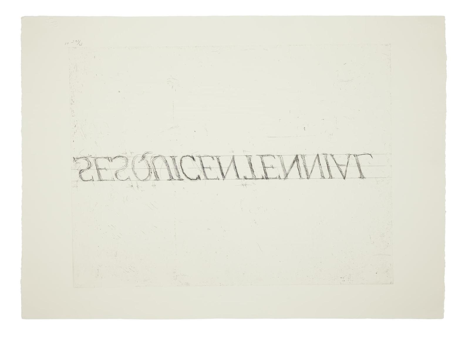 Bruce Nauman-The Wisconsin Sequicentennial Project-2001