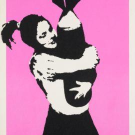Banksy-Bomb Love-2004
