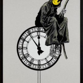 Banksy-Grin The Reaper-2005