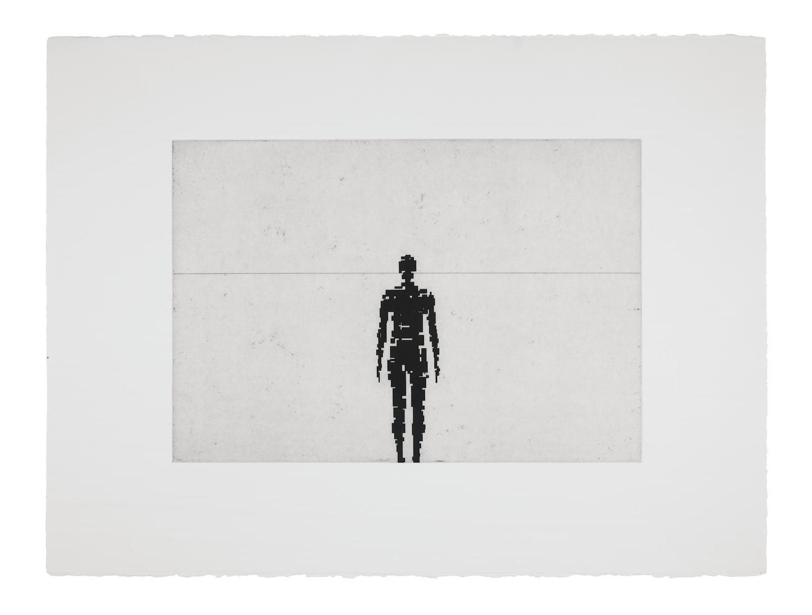 Antony Gormley-Sublimate-2008