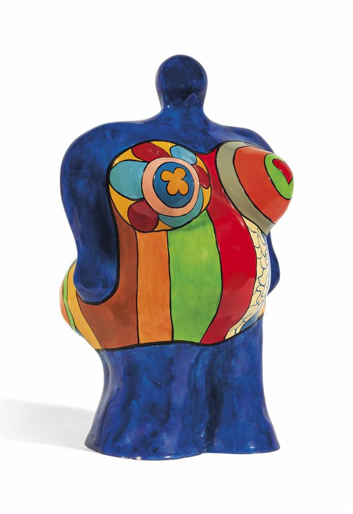 Niki de Saint Phalle-Nana Vase-1984