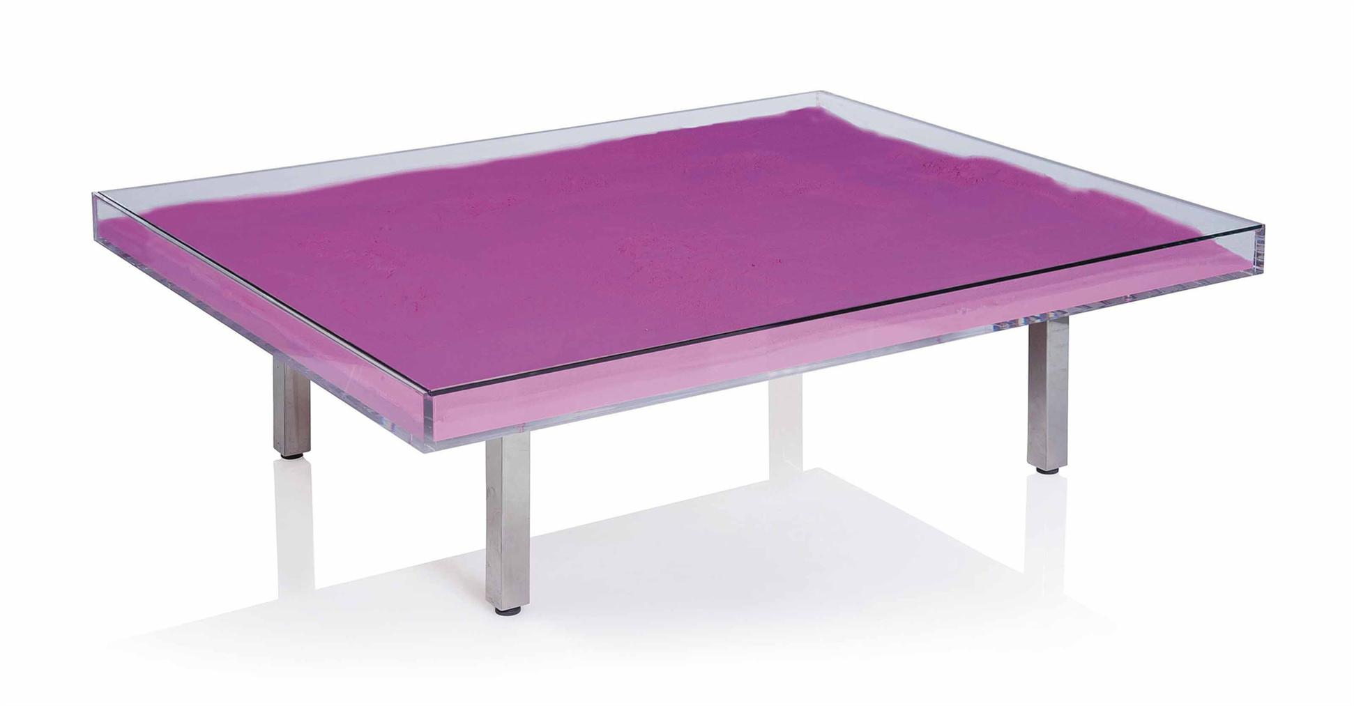 Yves Klein-Table Monopink Tm-1961