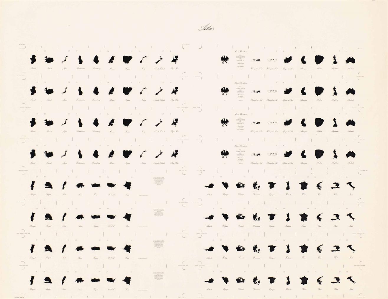 Marcel Broodthaers-Atlas-1975