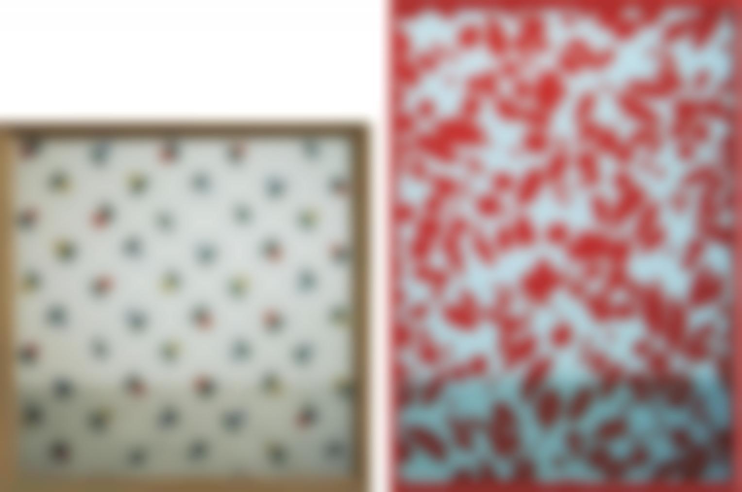 Daan van Golden-(I) Tokyo, 1964/ Dijon, 1996 (II) Heerenlux-2005