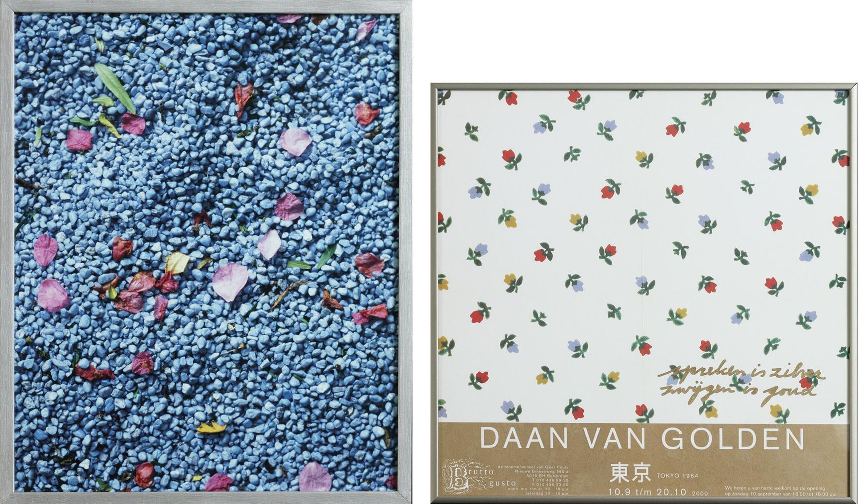 Daan van Golden-(I) Agua Azul (II) Spreken Is Zilver, Zwijgen Is Goud (Speech Is Silver, Silence Is Golden)-2013