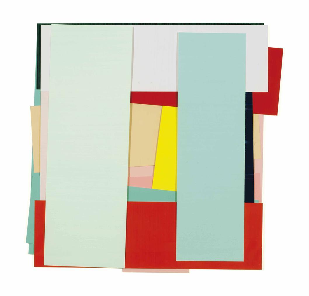 Imi Knoebel-11 Farben 15 Stabe Ed.-2013