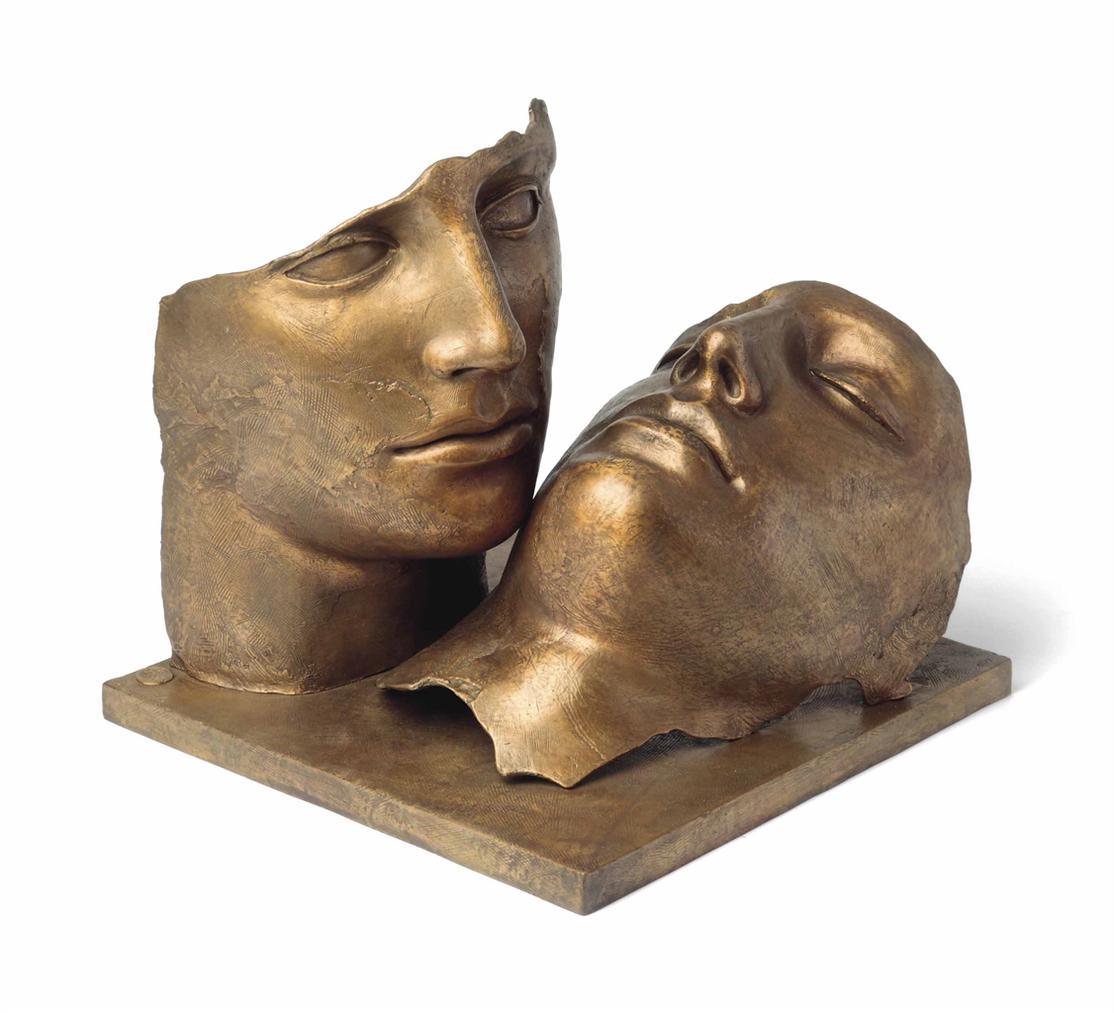 Igor Mitoraj-Sonno I (Sleep I)-2001