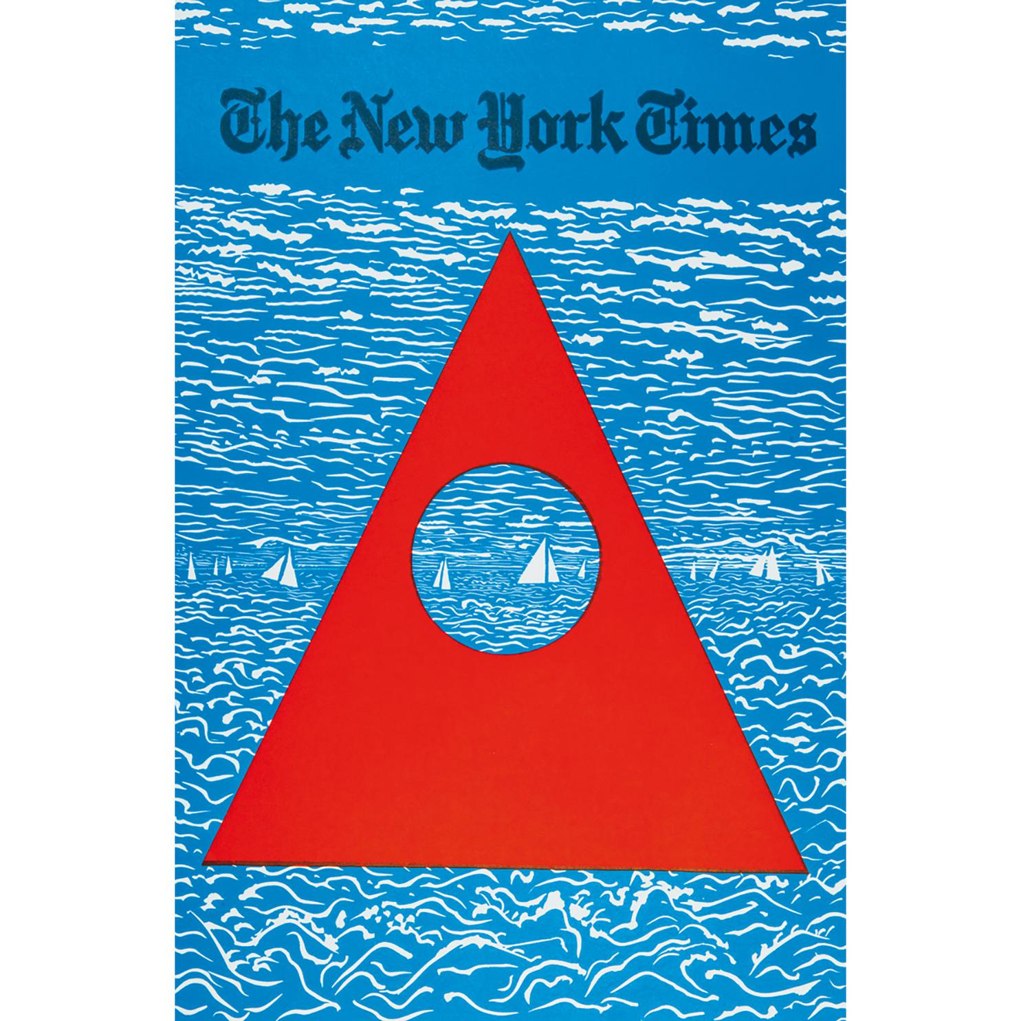 Derek Boshier-New York Times-1997