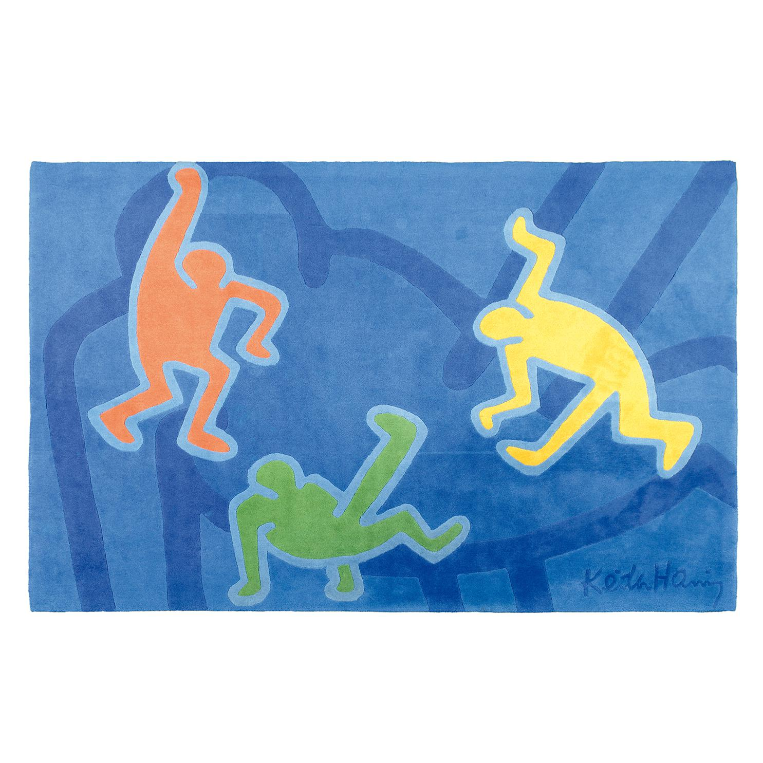 Keith Haring-Breakdance-1987