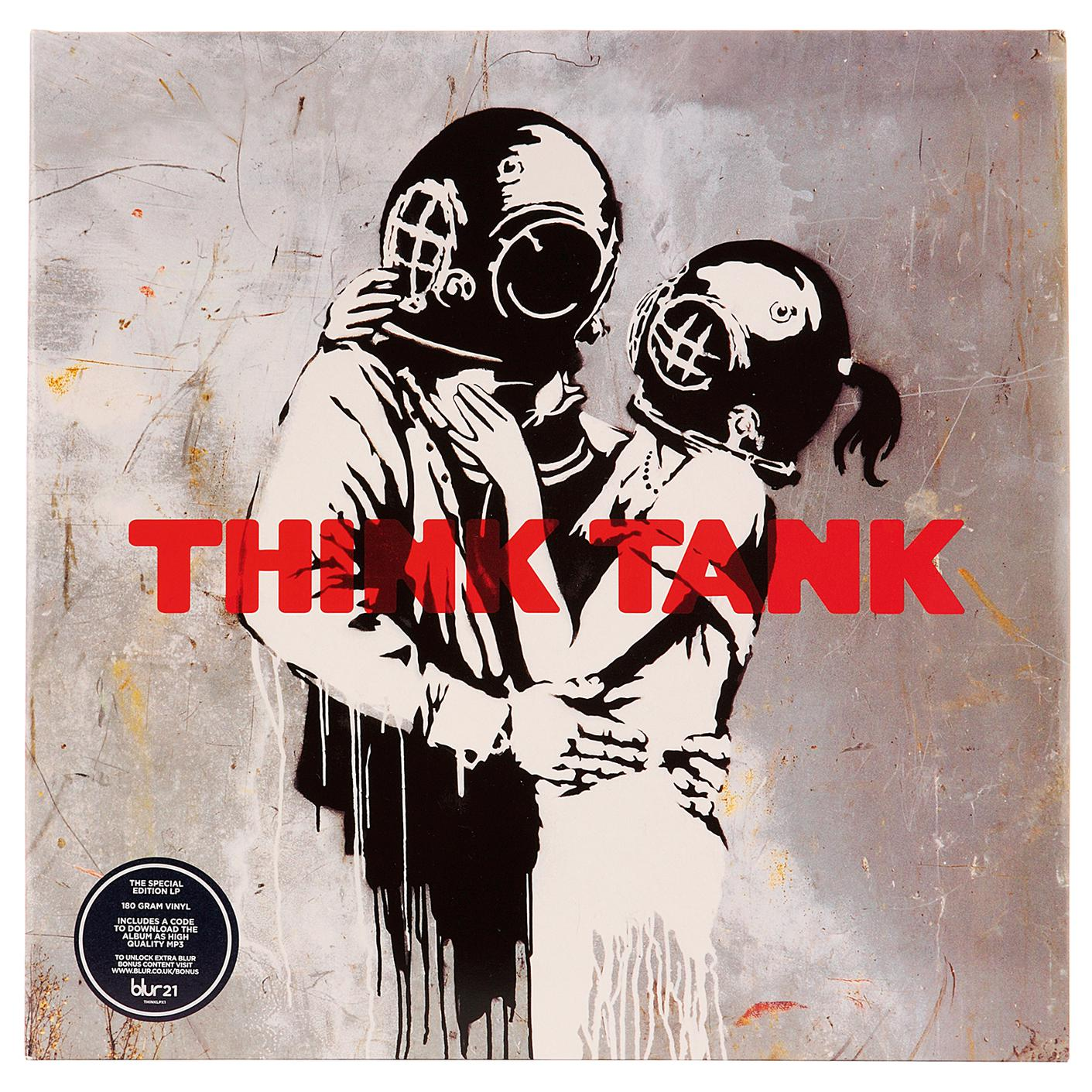 Banksy-Blur (Think Tank)-2003