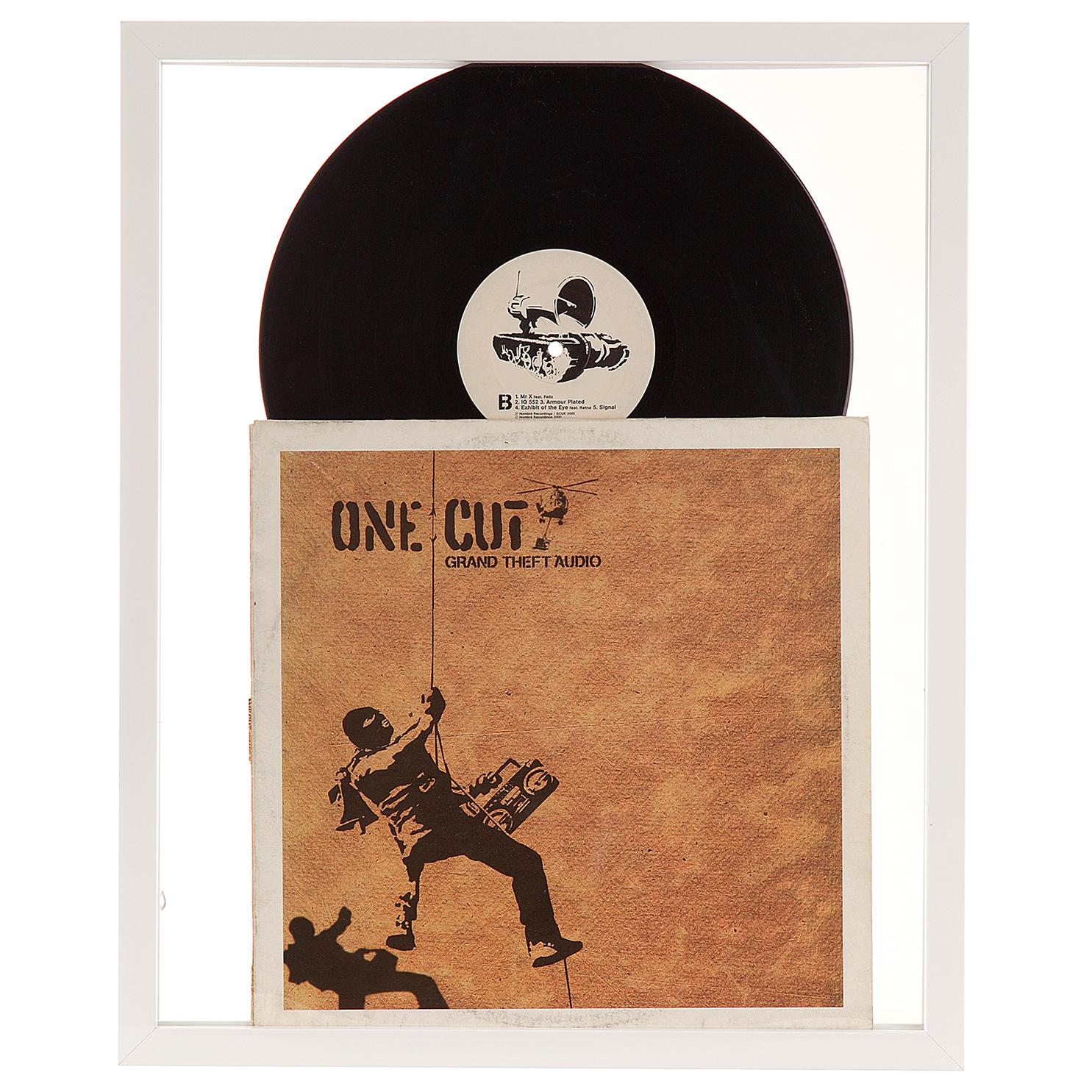 Banksy-One Cut (Grand Theft Audio)-2000