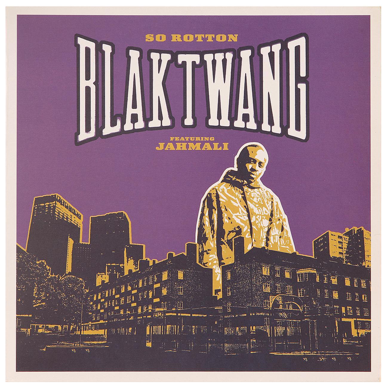 Banksy-Blaktwang (So Rotton)-2002