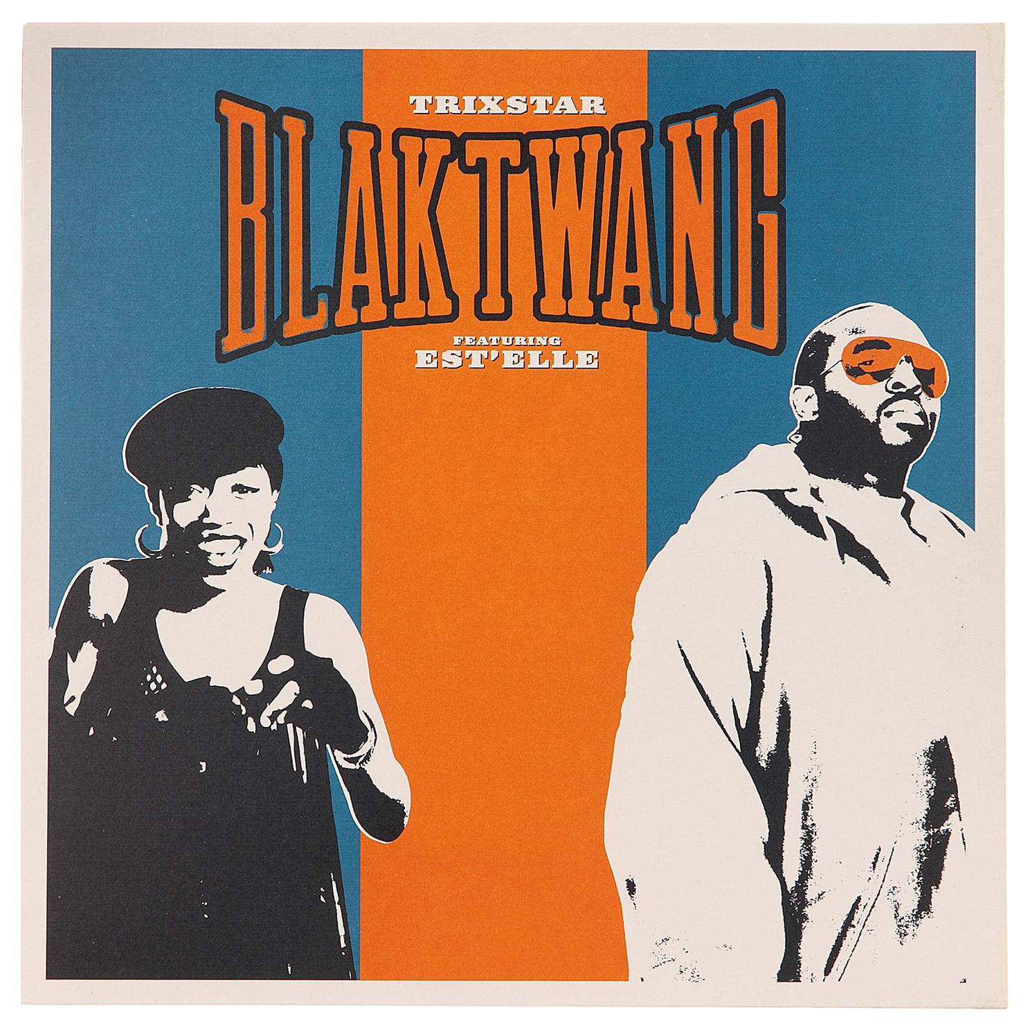 Banksy-Blaktwang (Trixstar)-2002