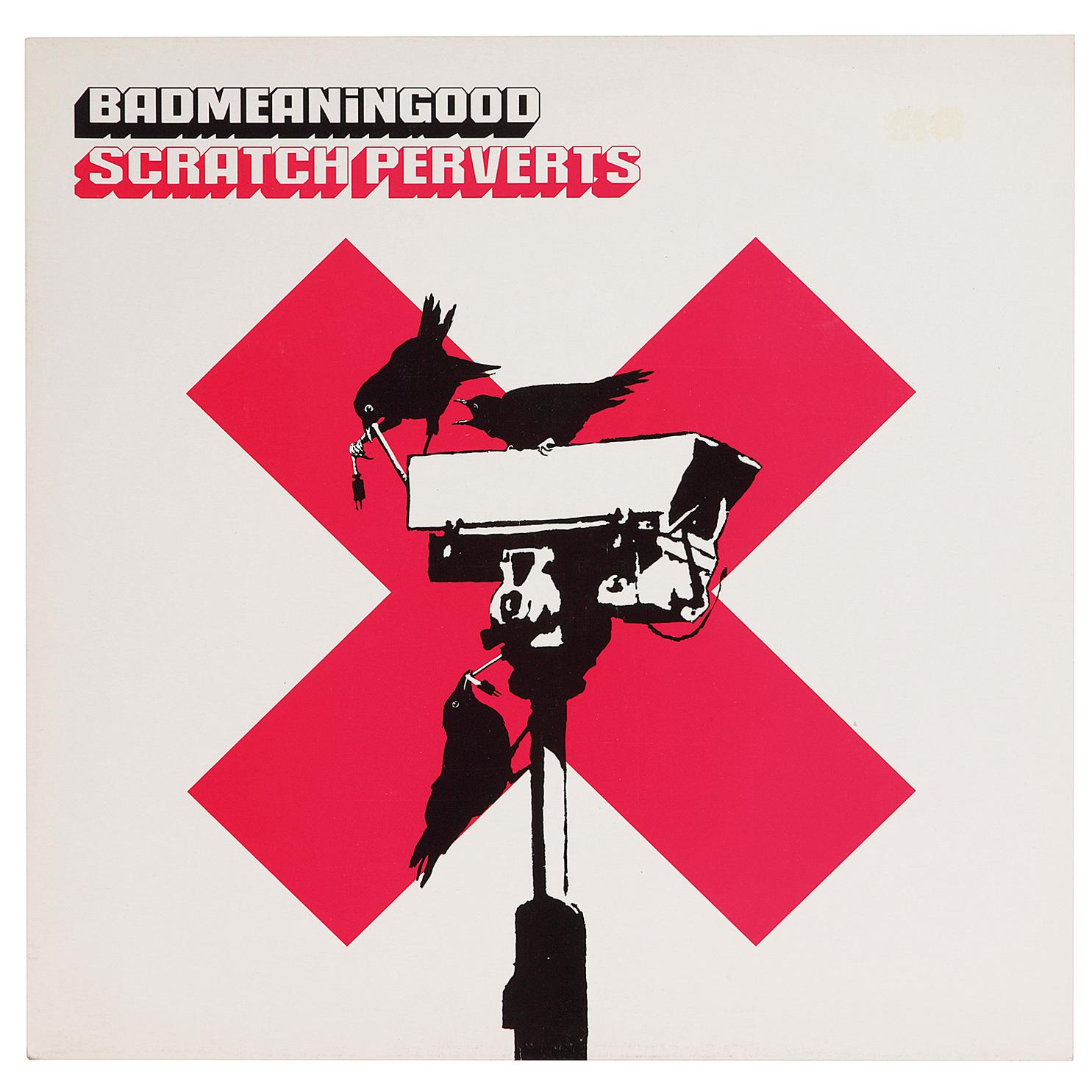 Banksy-Badmeaningood Vol.4 Selection By Scratch Perverts-2003