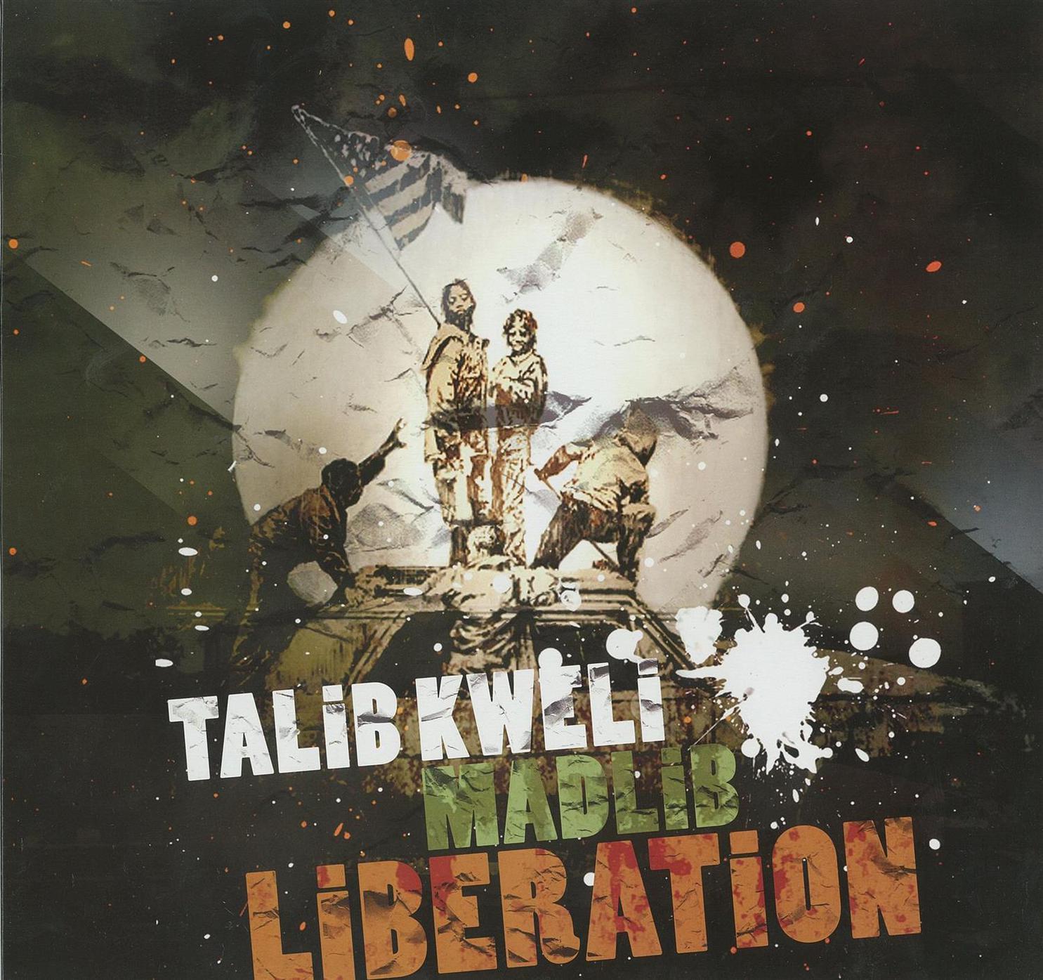 Banksy-Talib Kweli Et Madlib (Liberation)-2007