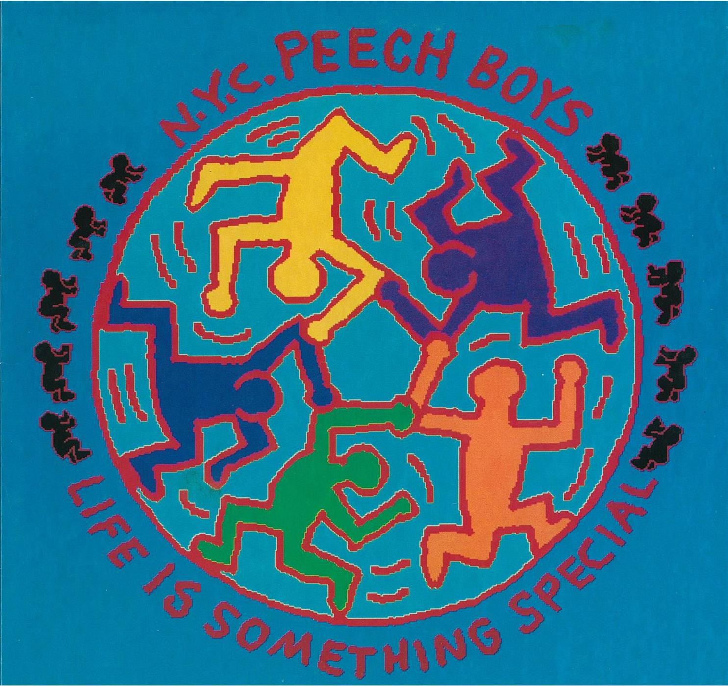 Keith Haring-Are You Ready For Love-2003